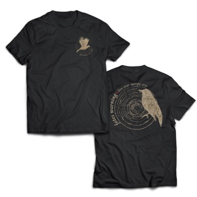 Pocket Tour 2018 T-Shirt | FATES WARNING Official Shop