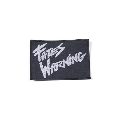 Patch exclusive Old schwarz | FATES WARNING Official Shop