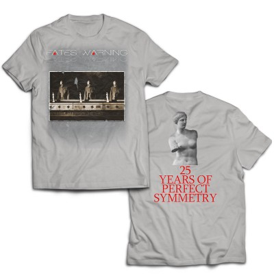 Perfect Symmetry T-Shirt | FATES WARNING Official Shop